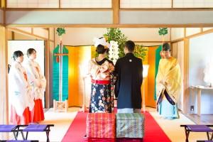 三溪園 鶴翔閣の結婚式