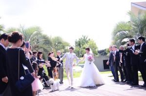 ペットとの結婚式
