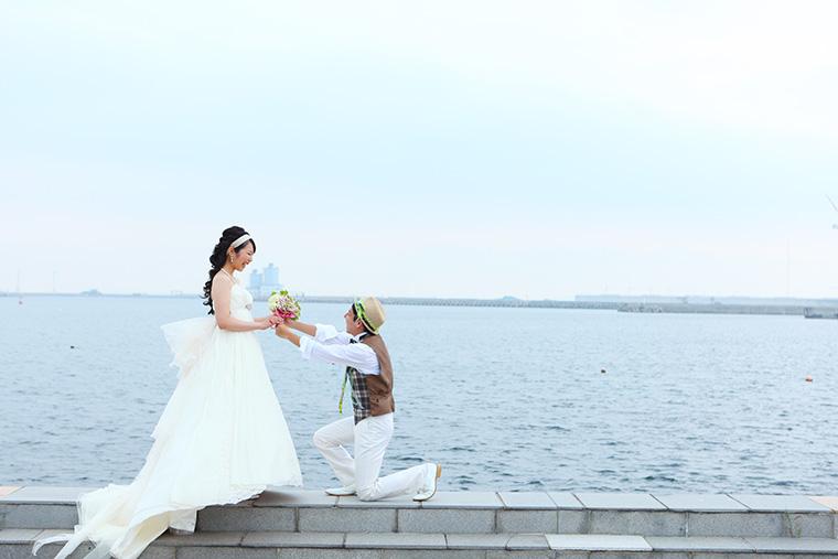 そもそも結婚式の前撮りとは?