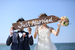 平日の結婚式