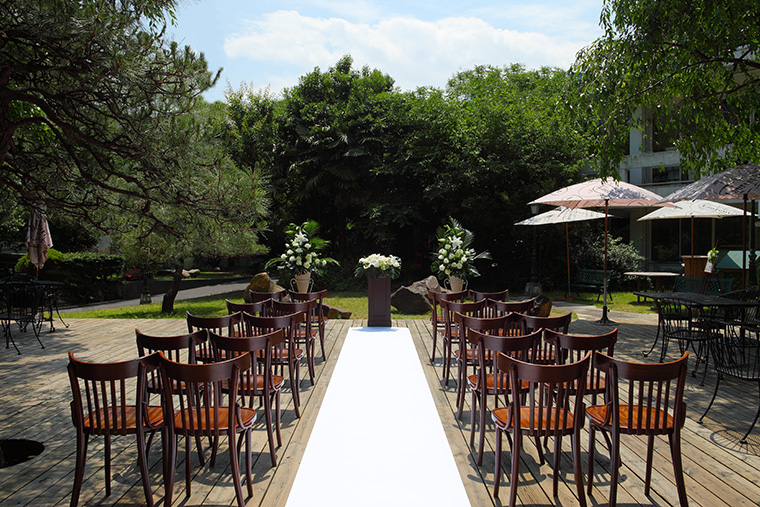 ラブラスリーの結婚式