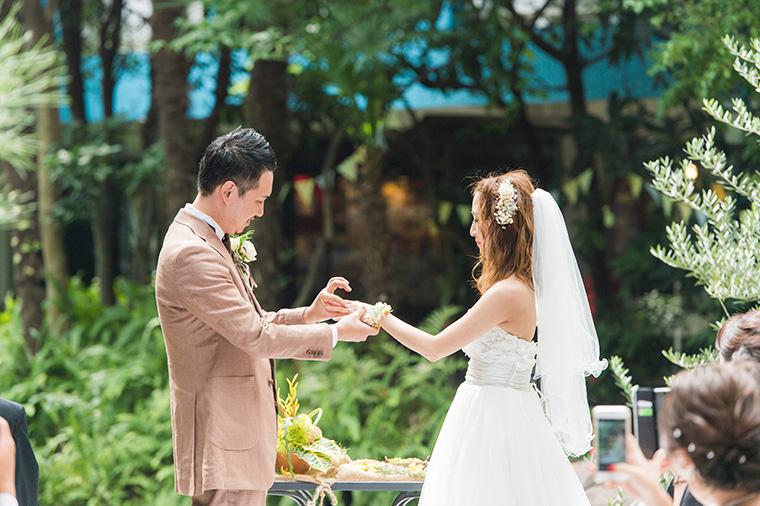 貸切結婚式