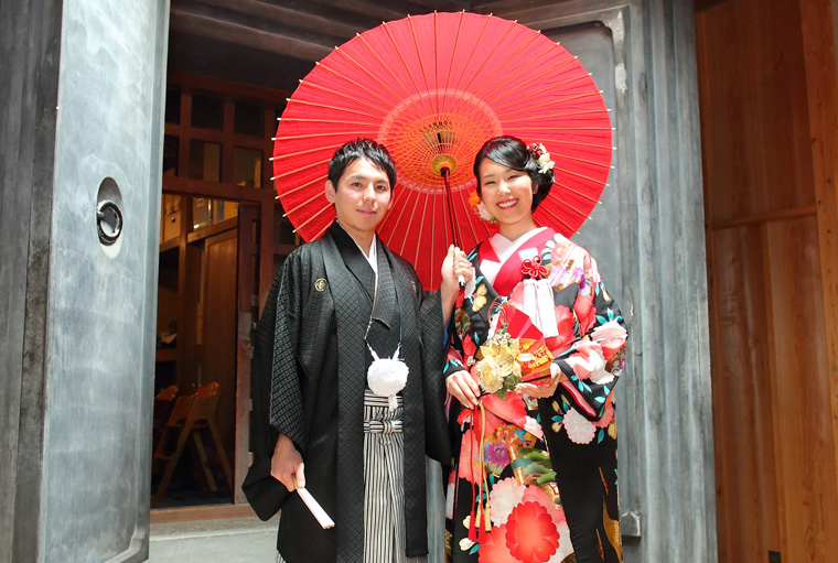 横浜で和婚