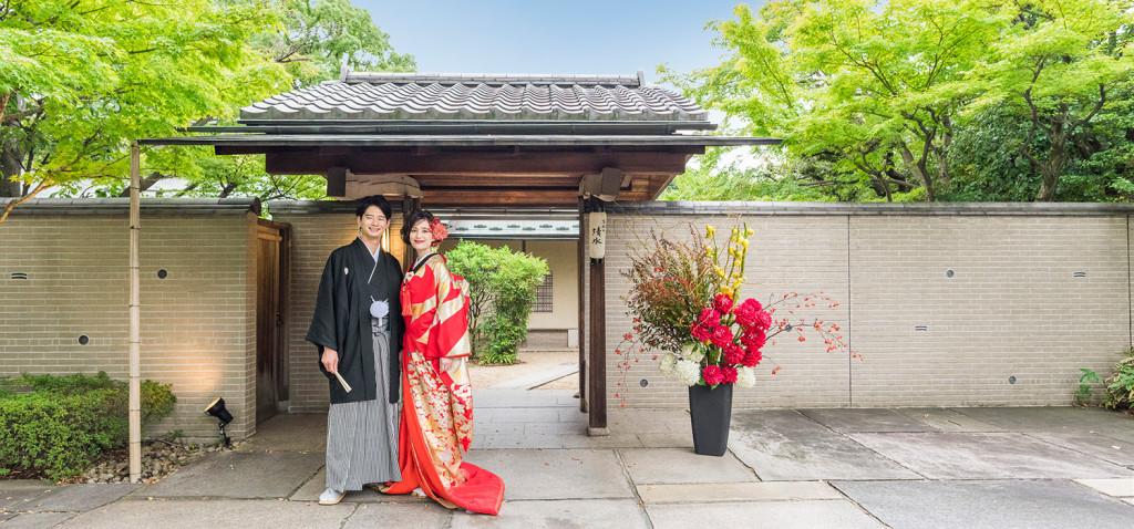 有栖川清水の結婚式