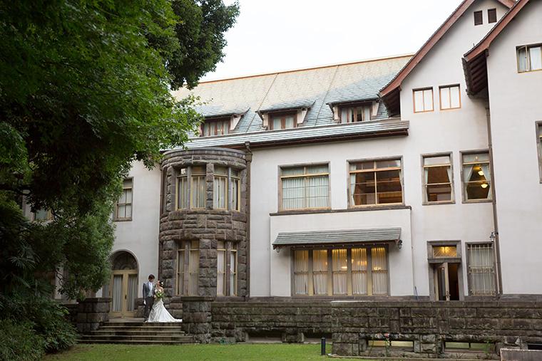 東京都内でのゲストハウスでの結婚式