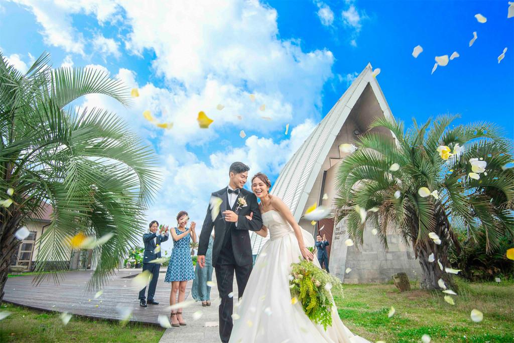 東京都内の専門式場で結婚式
