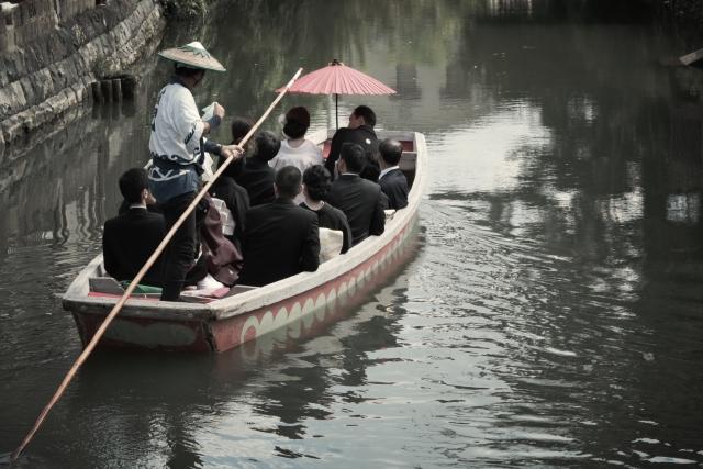 和婚は日本古来の結婚式スタイル