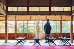 東京で和婚が映える結婚式場