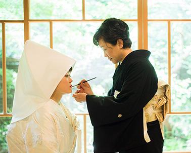 三溪園の結婚式|横浜で和婚・和風の結婚式場ブライダルフェア情報