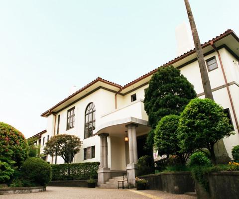 横浜市認定文化財イギリス館