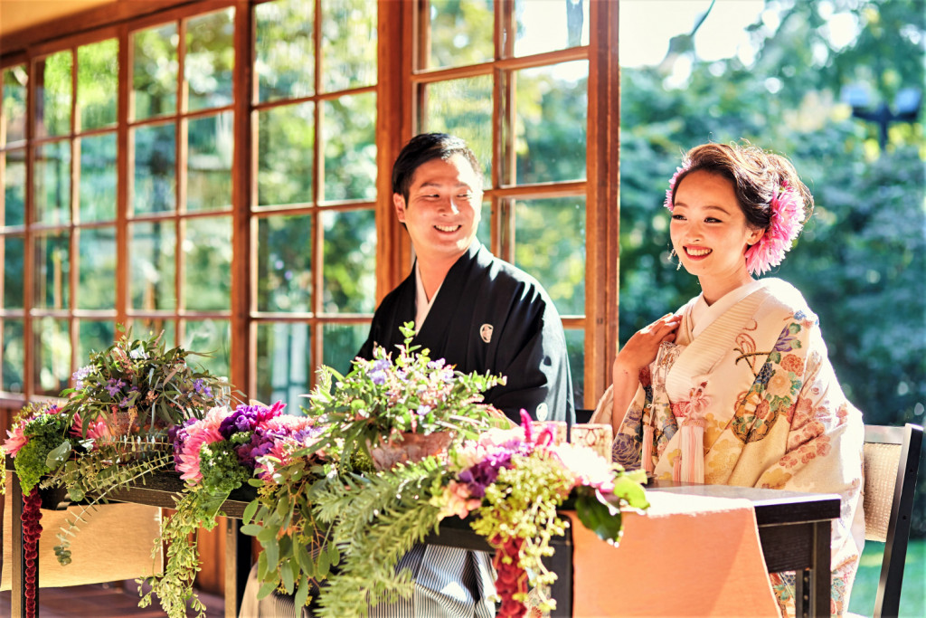 b0ce3bd64 会場(バンケット) - 【ベストレート保証】三溪園の結婚式|横浜で和婚 ...