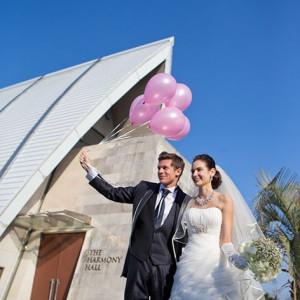 北九州若松の結婚式場「ザ マティルタスイート」の挙式