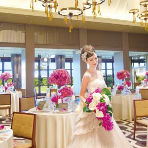 北九州若松の結婚式場「ザ マティルタスイート」の披露宴