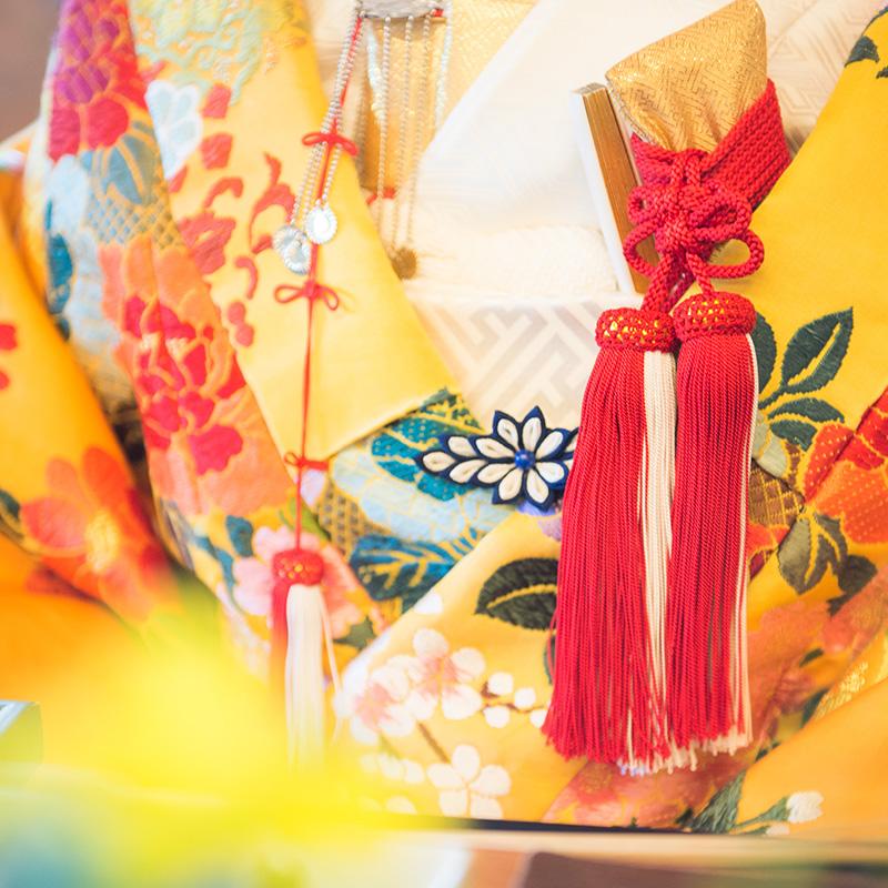 金田中草の結婚式