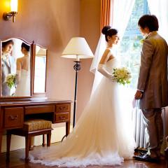人気の秋シーズン!横浜の洋館で結婚式