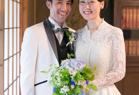 三溪園の結婚式