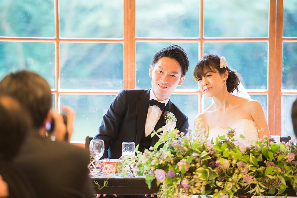 6月の三渓園での結婚式