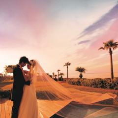 自然に囲まれた海外リゾートのような結婚式が叶う!