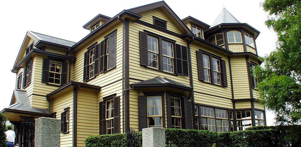 横浜市 外交官の家のコンセプト