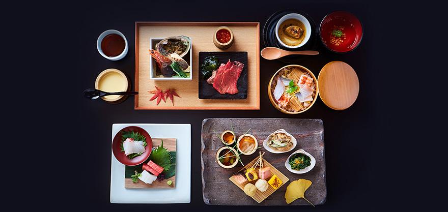 日本三大料亭「金田中」特別和会席