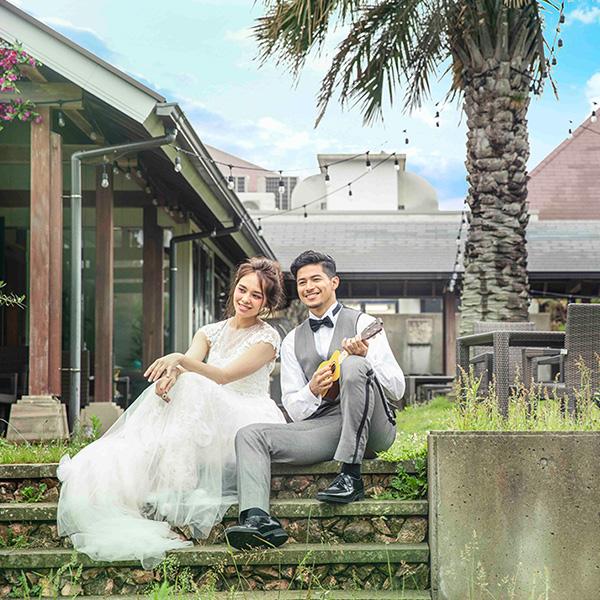 大人気の秋シーズンの結婚式が叶うお得なプラン