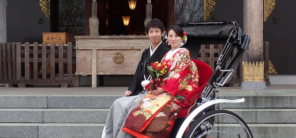 本牧神社の結婚式のコンセプト