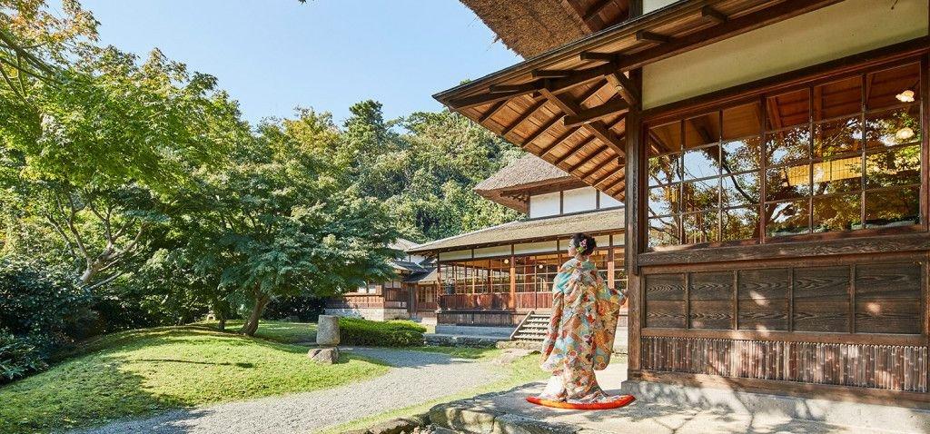 三溪園の結婚式|横浜で和婚・和風の結婚式場のコンセプト