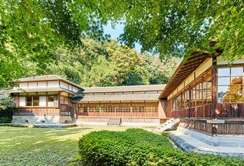 横浜指定文化財三渓園とは~三渓園の歴史~
