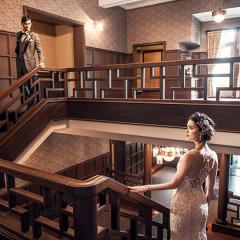 東京都有形文化財「旧細川侯爵邸」で叶える結婚式◇相談会