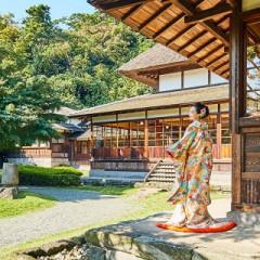 【平日挙式の方限定】日本庭園×貸切×和装×◇和婚ツアー