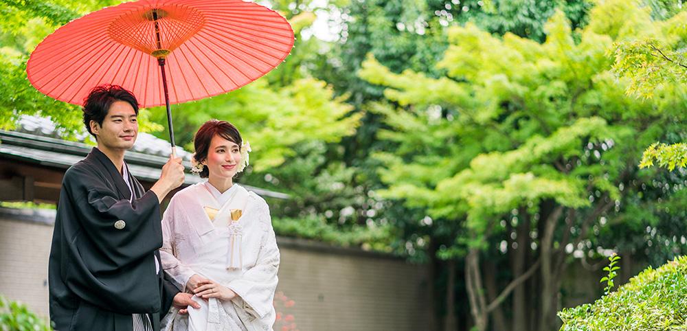 有栖川清水|広尾・恵比寿・六本木に佇む和婚専門の結婚式場のコンセプト