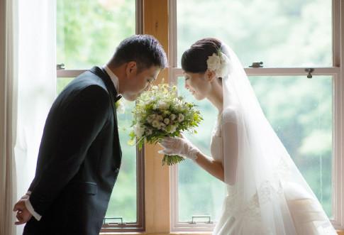 笑顔あふれるあたたかな結婚式