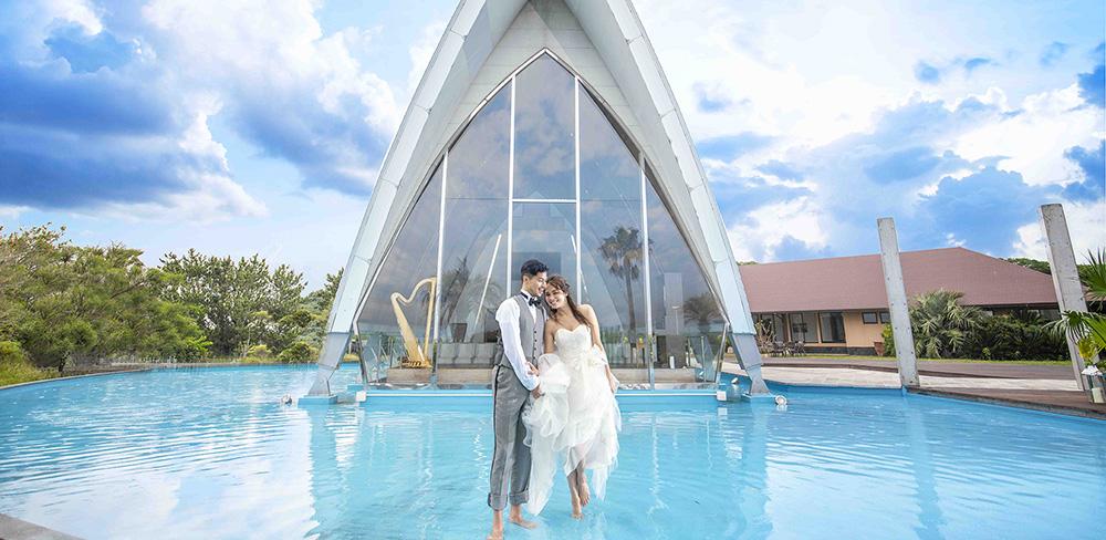 北九州若松の結婚式場 ザ マティルタスイートのコンセプト