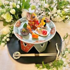 【料理重視必見】3万円分の会席試食・高級料亭のもてなし体験