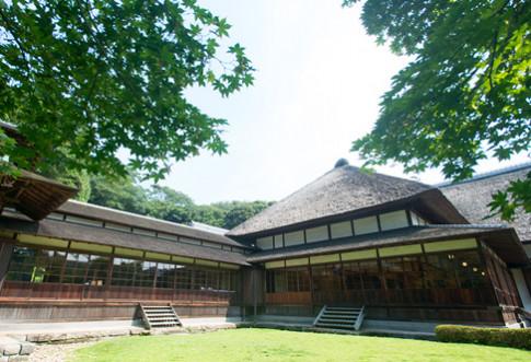 横浜指定文化財 三渓園の歴史