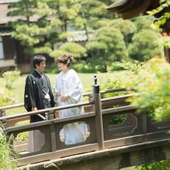 【有形文化財を特別公開】四季を感じる日本庭園鑑賞フェア