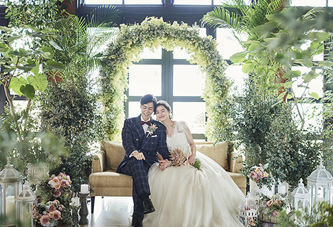【WEDDING GARDEN】限定プラン30名様177万円