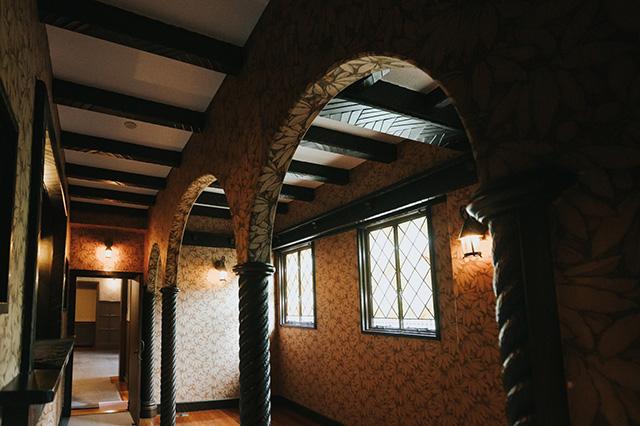 旧細川侯爵邸のフォトスポット